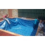 onde encontro instalação de piso vinilico em piscina Vila Romana