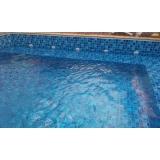 piscina aquecida a gás Parque Colonial