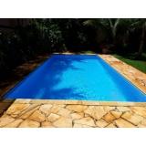 piscina aquecida de alvenaria preço Teresópolis