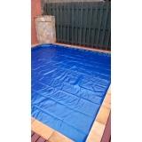 piscina aquecida e coberta Rio Claro
