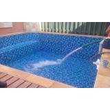 piscina de vinil Higienópolis