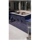 piscinas com cascata Vila Anastácio