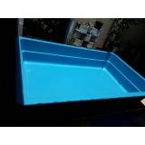 piscinas de fibra Nova Piraju