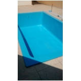 piscinas de fibra pequenas