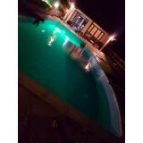 quanto custa iluminação para piscina led Cidade Ademar