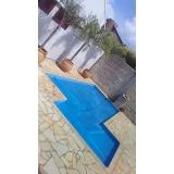 quanto custa piscina aquecida e coberta Parque São Lucas