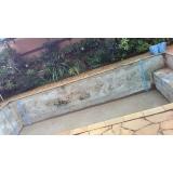 reforma de piscina aquecida residencial Rio Claro