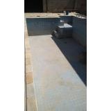 reforma de piscina de vinil preço Parque Colonial