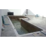 reforma de piscinas aquecida residencial Jundiaí