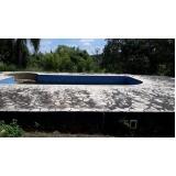 reforma de piscina aquecida residencial