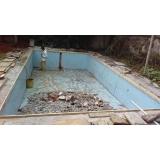 reforma piscina condominio Embu Guaçú