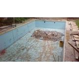 reformas de piscina alvenaria Itaquera
