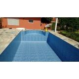 serviço de instalação de vinil piscina Saúde