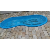serviço de reforma de piscina de fibra Santa Cecília