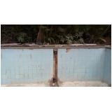 serviço de reformas de piscina alvenaria São José do Rio Preto
