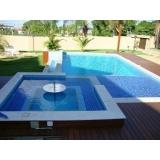 tratamento de água de piscina pequena